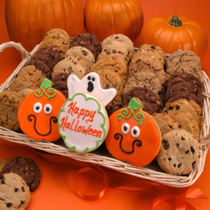 Haunted Halloween Cookie Gift Basket Delete imagerjs