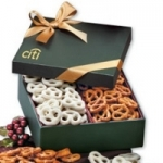 Sweet & Savory Logo Imprinted Gift Box
