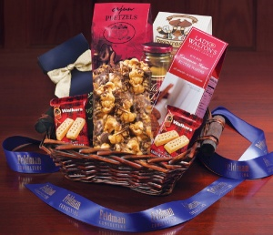 Maple Ridge Corporate Logo Gift Basket imagerjs