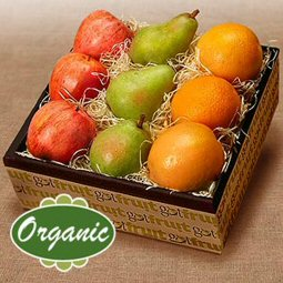 Organic Fruit Sampler imagerjs
