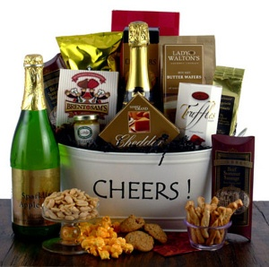 Cheers Gift Bucket imagerjs