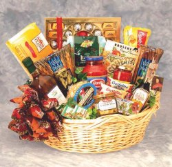 Grand Italian Tour Gift Basket imagerjs