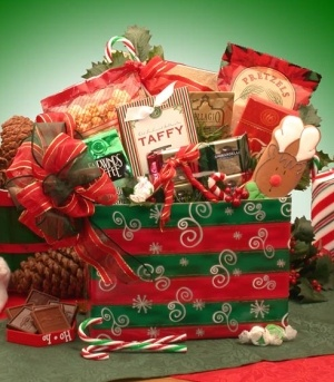 Holiday Wishes Gift Box data-pin-no-hover=