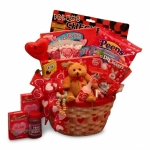 My Little Valentine Kid's Gift Basket