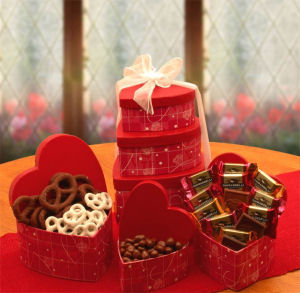 Chocolate Love Affair Gift Tower imagerjs