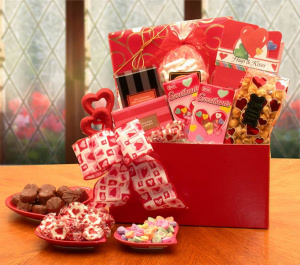Sweet Valentine Hearts and Treats imagerjs