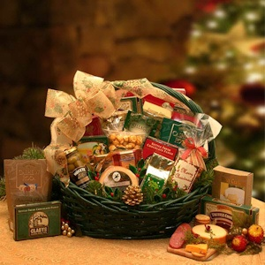 Holiday Party Extravaganza Gift Basket imagerjs