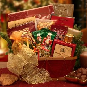 The Little Drummer Gourmet Gift Basket imagerjs