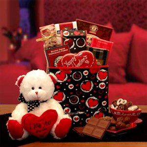 Lots of Heart Chocolate Valentine Gift Set imagerjs