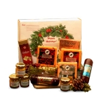 Happy Holidays Gourmet Sampler Gift