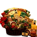 Grand Gatherings Holiday Gift Basket