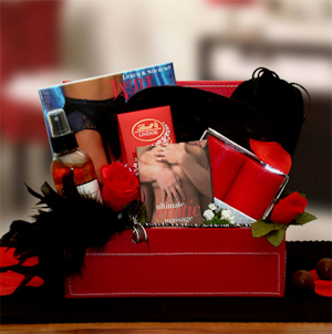 The Naughty Weekender Romance Gift Set imagerjs