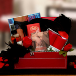 The Naughty Weekender Romance Gift Set