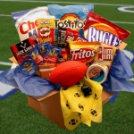 Game Time Snacks Care Package
