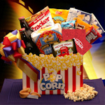 Movie Madness Redbox Movie Gift Box