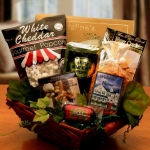 Welcome To Your New Home Gift Basket