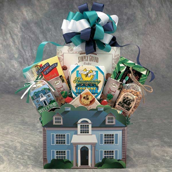 Home Sweet Home Gift Box All About Gifts Amp Baskets