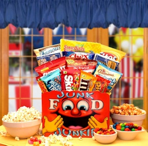 Junk Food Junkie Gift Box Discontinued imagerjs