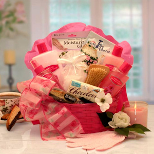 Pamper Me Perfect Relaxation Gift Basket imagerjs