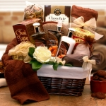Caramel Indulgences Spa Relaxation Hamper