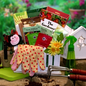 Mom's Day Gardener Gift Set imagerjs