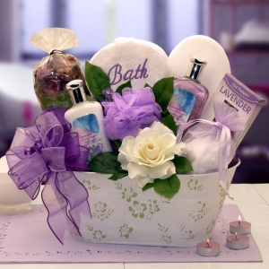 Tranquil Delights Bath & Body Gift Set imagerjs