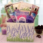 Mother's Day Relaxation Lavender Spa Gift Box