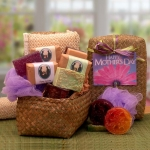 Mother's Day Organics Scented Soap Gift Set