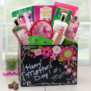 Happy Mother's Day Spa Gift Box imagerjs
