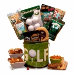 Fore! Golfer's Gift Pail