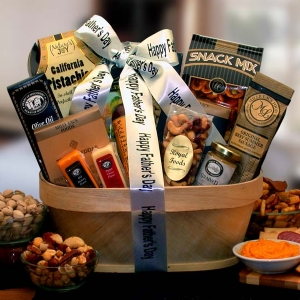 Father's Day Gourmet Nut & Sausage Assortment imagerjs