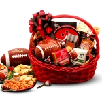 Football Fanatic Basket