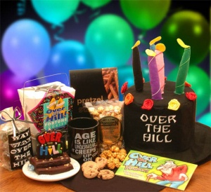Over The Hill Birthday Kit imagerjs