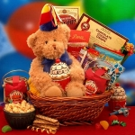 Make A Wish Birthday Gift Basket