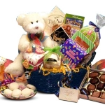 Beary Birthday Wishes Gift Basket