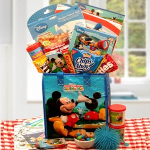 Mickey's Clubhouse Gift Tote imagerjs