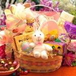 Easter Extravaganza Gift Basket