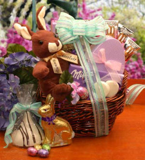 Chocolate Lovers Easter Basket image