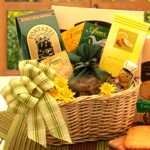 Spring Treats and Tea Gift Basket