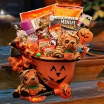 Frightfully Fun Halloween Gift Pail for Children