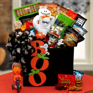 Boo to You Happy Halloween Gift Box imagerjs