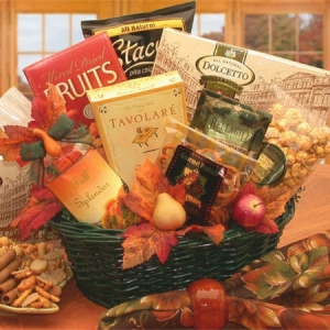 Fall Splendor Gift Basket imagerjs