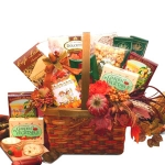 Blessed Harvest Autumn Basket