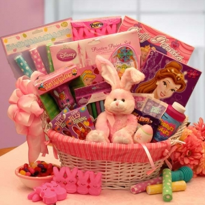 Little Princess Disney Fun Easter Basket imagerjs