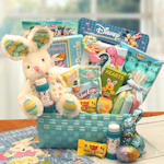 Little Boy Easter Activity Basket
