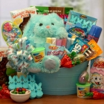 Carrot Patch Easter Gift Pail