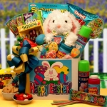 Hoppin Good Time Easter Activity Gift Box