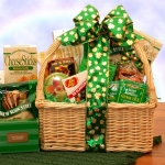 St. Patty's Snack Basket