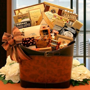 Executive Selections Gourmet Gift Tote imagerjs