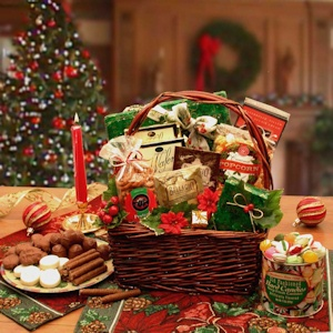 Joyful Season Gift Basket imagerjs